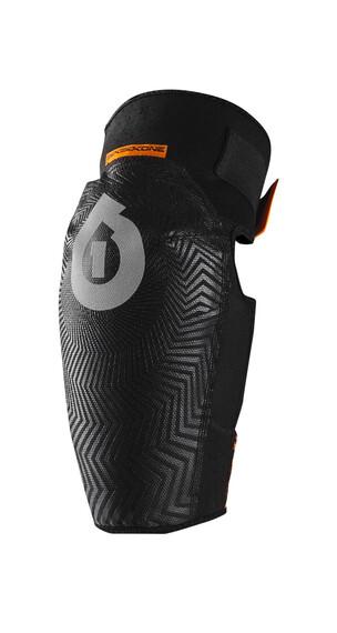SixSixOne Comp AM - Protection buste - noir